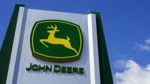 Companies to Watch: Deere falls short, Nvidia posts beat, Applied Materials posts big quarter