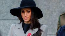 Meghan Markle confirma en un comunicado que su padre no asistirá a la boda real