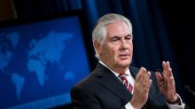 Tillerson says talks with N.Korea may be close, notes 'restraint'
