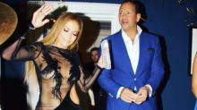 Jennifer Lopez celebrates 48th birthday in sheer mini dress
