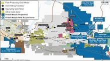 Probe Metals Options the Monique Property from Richmont Mines