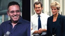 John Edward denies giving Paul Burrell message from Princess Diana