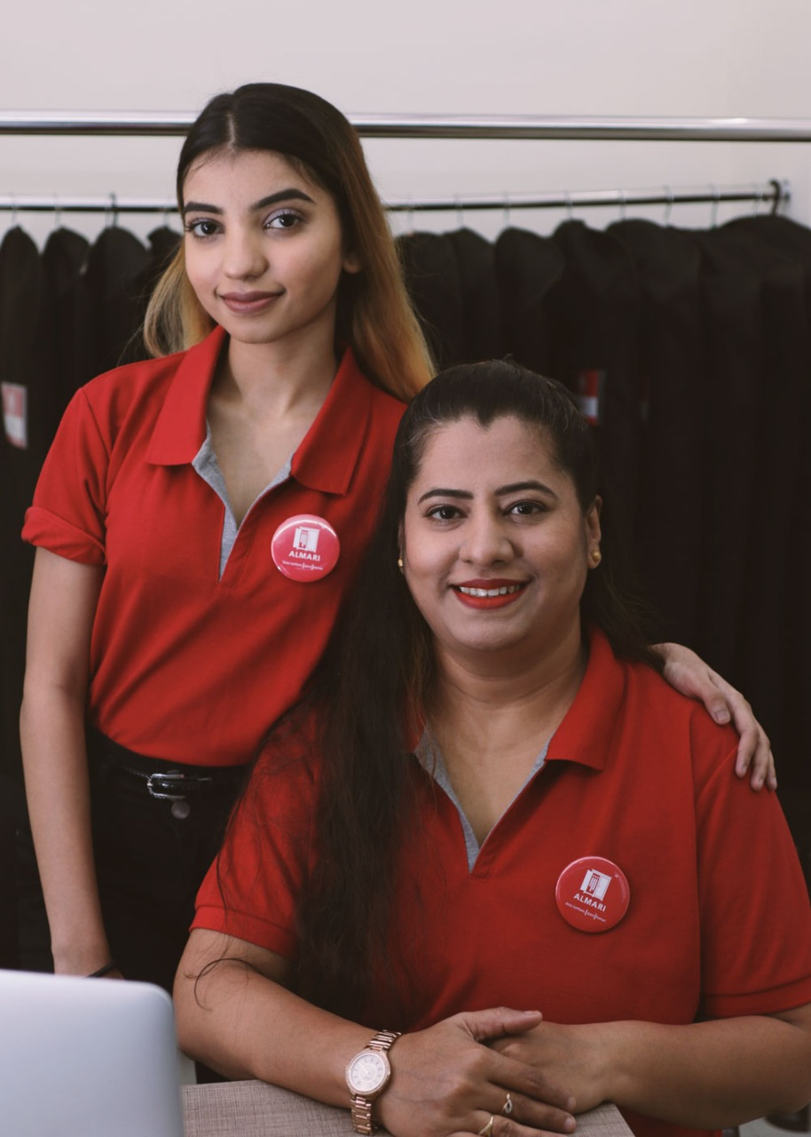 Meet the 18-year-old entrepreneur whose startup ALMARI wants to be the caretaker of your clothes