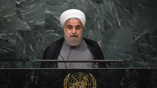 Rouhani uses UN to hit US over nuclear deal