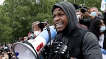 'Star Wars' team hails John Boyega as real-life hero for moving protest speech