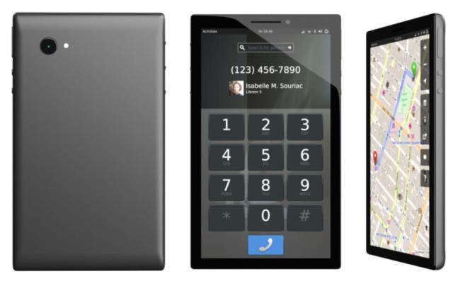 El teléfono ultraseguro de Purism vendrá con Ubuntu