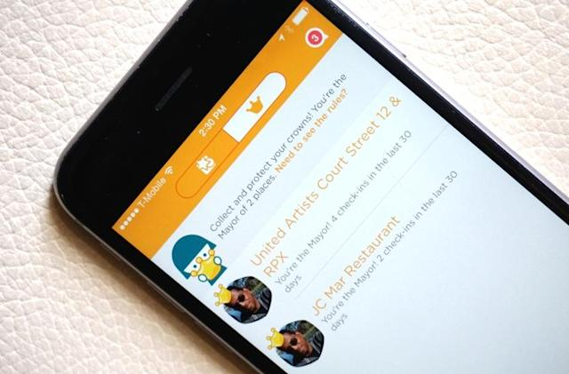 Swarm revives Foursquare's mayorships, restoring your self-worth