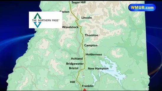 New route proposed for Northern Pass project