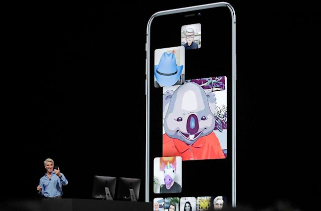 Apple patent troll strikes again with FaceTime lawsuit