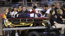 Washington loses 2 starters to season-ending injuries