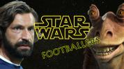 Star Wars Football XI: We pick a galaxy of stars