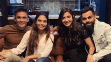 'No phones, no glance at the clock': Sunil Chhetri and wife turn dinner hosts for Virat Kohli and Anushka Sharma