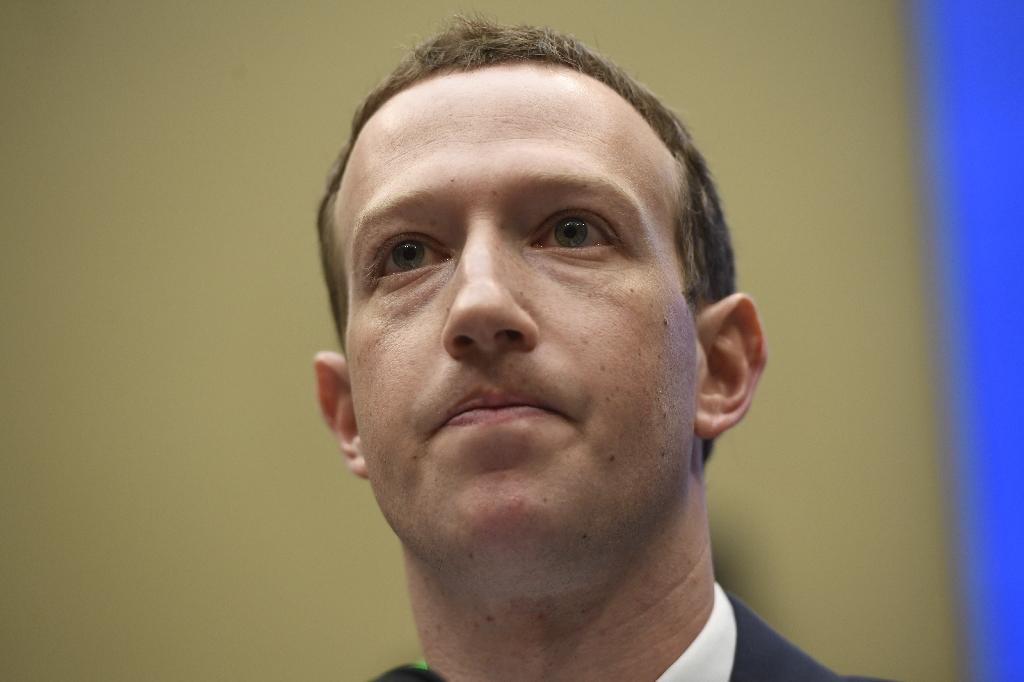 Facebook chief Mark Zuckerberg has repeatedly apologised for the massive data breach (AFP Photo/SAUL LOEB)