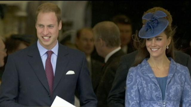 The Royal Baby Name Mystery