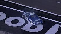 Crafton stalls, Keselowski spins on restart