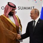 Saudi Arabia, Russia Inch Toward Deal on Postlockdown Oil Cuts