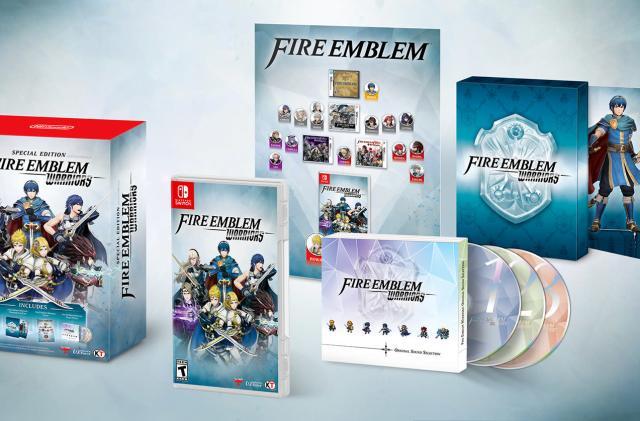 Nintendo launches special 'Pokémon' and 'Fire Emblem' bundles