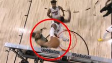 'That was insane': NBA stunned by 'Herculean' game-winning play