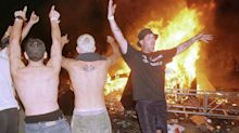 When Woodstock '99 riots erupted during Red Hot Chili Peppers' set: 'We looked like we were the bad guys'