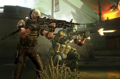 Army of Two: The 40th Day multiplayer inspired by Counter-Strike, Killzone 2