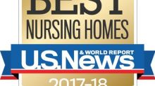 "Seventeen Brookdale Communities Achieve Annual ""Best Nursing Home"" Designation"