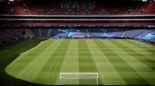 FOTO: Stadion Da Luz Jelang Perempat Final Liga Champions