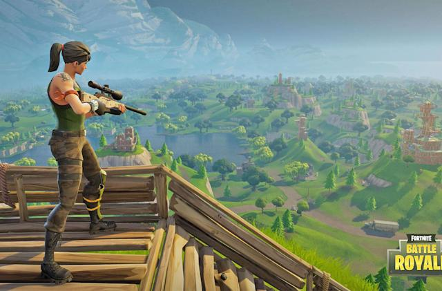 'Fortnite' for Android may launch on Samsung's app store
