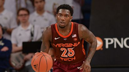 Hokies suspend Radford after Sunday arrest