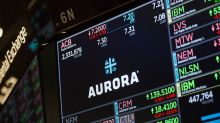 Aurora Cannabis reverses early losses, but Tilray turns lower in afternoon trade
