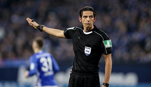 DFB-Pokal: Schiedsrichter Aytekin leitet Finale