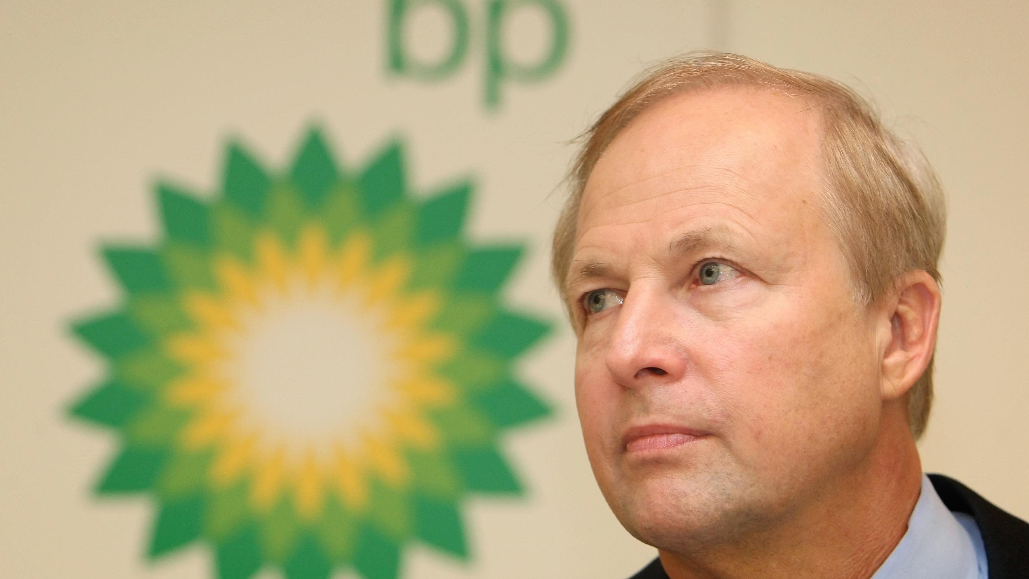 BP chief executive Bob Dudley retires