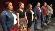 'Indigenous women are reclaiming their rightful spots': Sask. play shines light on Lakota hero
