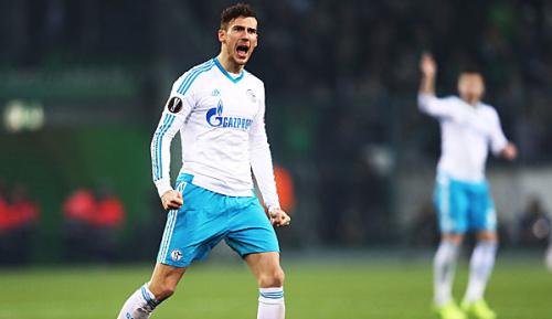 Bundesliga: Goretzka lobt Entwicklung der jungen Spieler trotz des Drucks