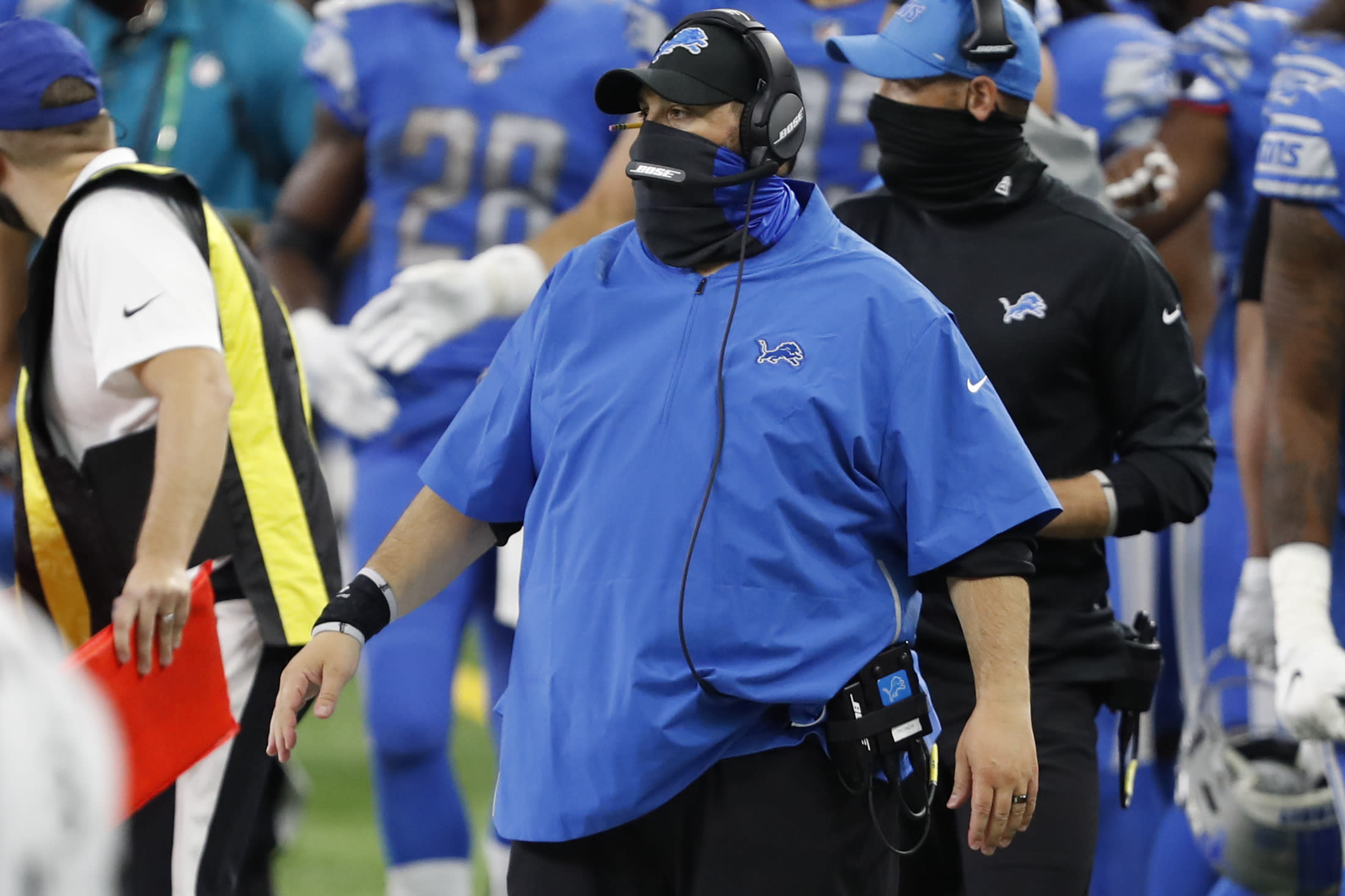 National media has no faith in the Lions upsetting the Packers in Week 2