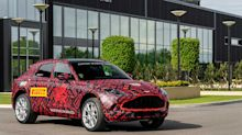 Aston Martin believes women are behind the SUV sales boom