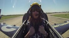 Flying High, And Upside Down, With The Breitling Jet Team