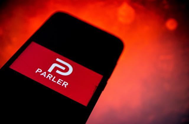 Amazon says it spent months warning Parler about violent posts