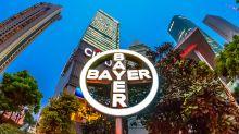 Bayer, utili in calo del 77% ma il titolo vola in borsa +5%