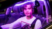 Stranger Things' Joe Keery stars in first trailer for 'Spree'