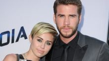 Miley Cyrus and Liam Hemsworth Attend 'Huntsman' Premiere Together, Fans Freak Out