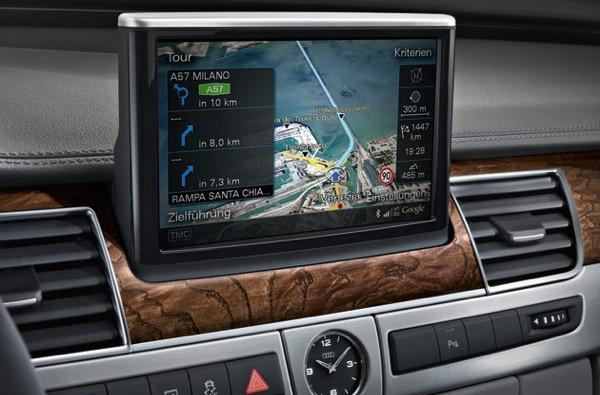 Audi teams up with NVIDIA for next-gen MMI replete with Google Earth, Vibrante entertainment system