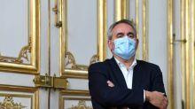 """Xavier Bertrand pas """"le mieux placé"""" à droite pour 2022, selon Hortefeux"""