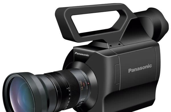 Panasonic confirms December 27 ship date, $4,995 price for AG-AF100 Micro Four Thirds video camera