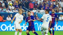 A friendly Clasico happened, but we prefer the unfriendly kind