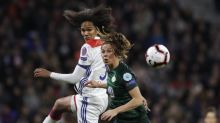 Foot - Coupe (F) - OL - Coupe de France féminine:l'OL avec Lola Gallardo et Sara Gunnarsdottir contre Guingamp