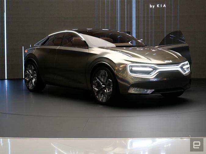 Kia Imagine EV concept