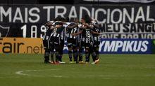 Jogou como nunca, empatou como sempre: a estreia de Bruno Lazaroni no Botafogo