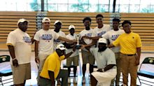 Local partners, donors pave way for Drew Charter School's state golf title