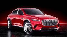 Mercedes-Maybach dévoile son Ultimate Luxury au Salon de Pékin