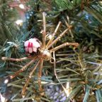 What It Means When You See a Spider Ornament On A Christmas Tree